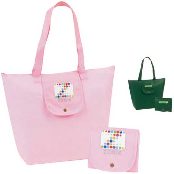 eGREEN Fold-Up Tote