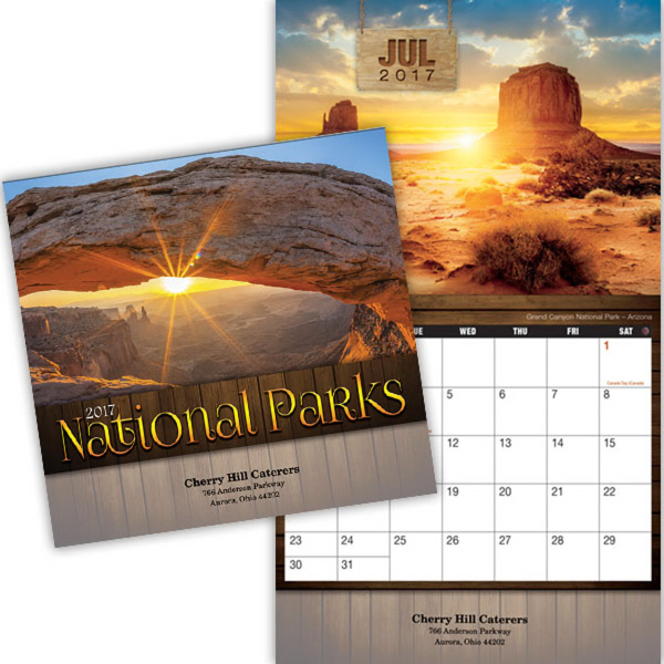 National Parks Appointment Calendar