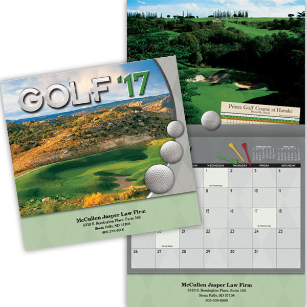 Golf Appointment Calendar