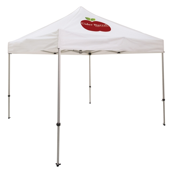 Ultimate 10 x 10 Event Tent Kit (Full-Color,1 Location)
