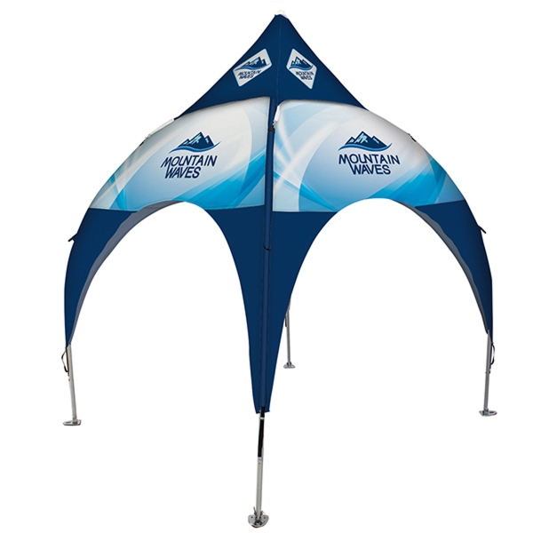 Archway 10' Event Tent Kit (Dye-Sub)
