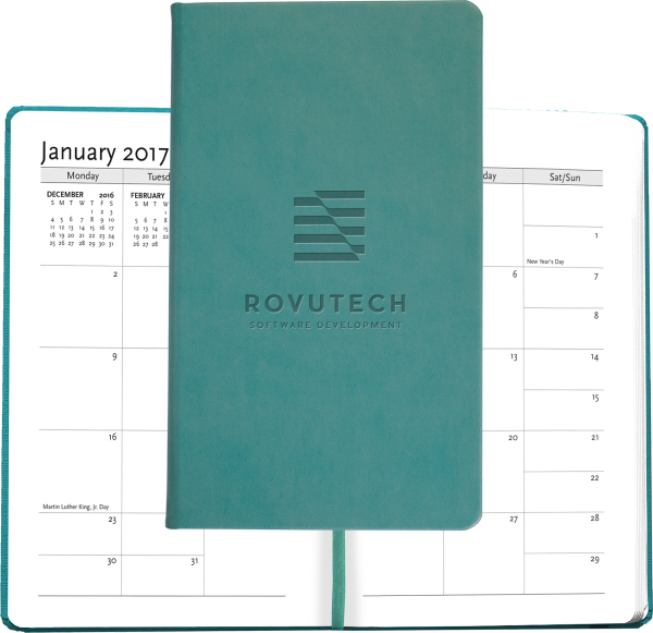 NEW! 2017 Bohemian Planners (TM) - Medium