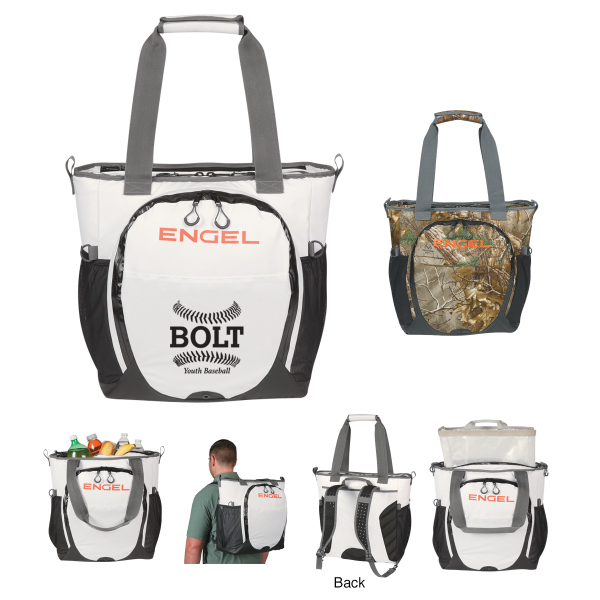 23 Qt. Engel Backpack Cooler - Transfer