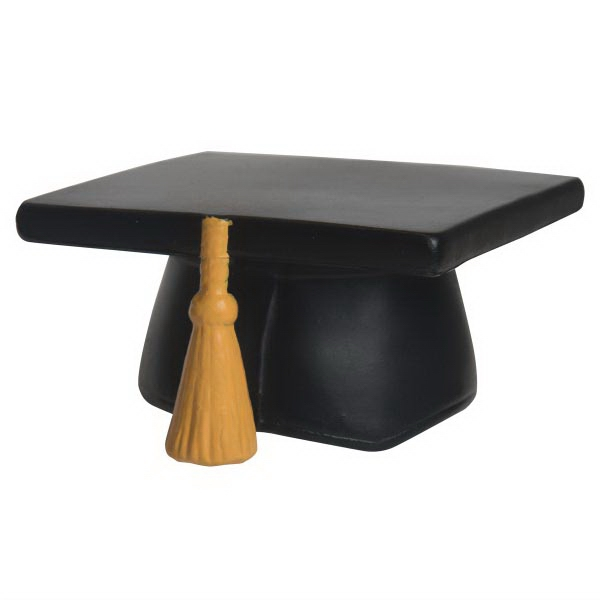 Graduation Hat Squeezies (R) Stress Reliever