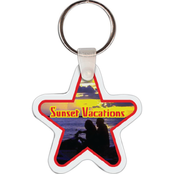 Star Key Tags