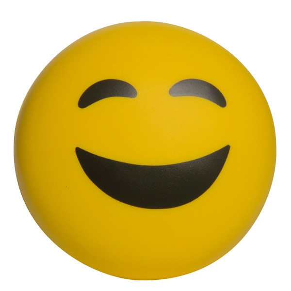 Emoji Squeezies (R) Happy Face Stress Reliever