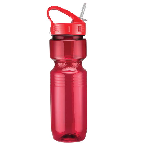 26 oz. Translucent Jogger Bottle w/ Sport Sip Lid