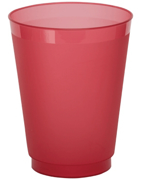 Frosted tinted tumbler - 16 oz
