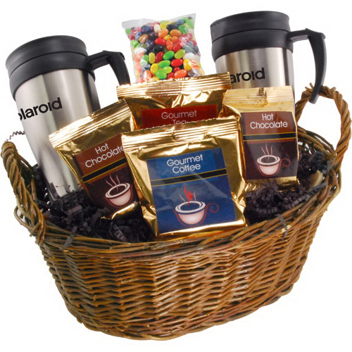 Premium Mug Gift Basket with Jelly Bellies
