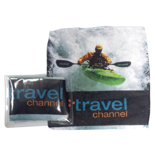 Microfiber Towel in Pouch