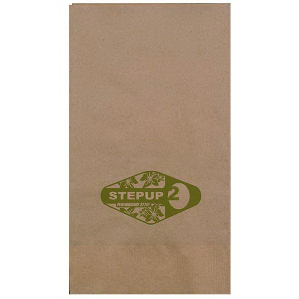 1-Ply Kraft Dinner Napkin 1/8 fold