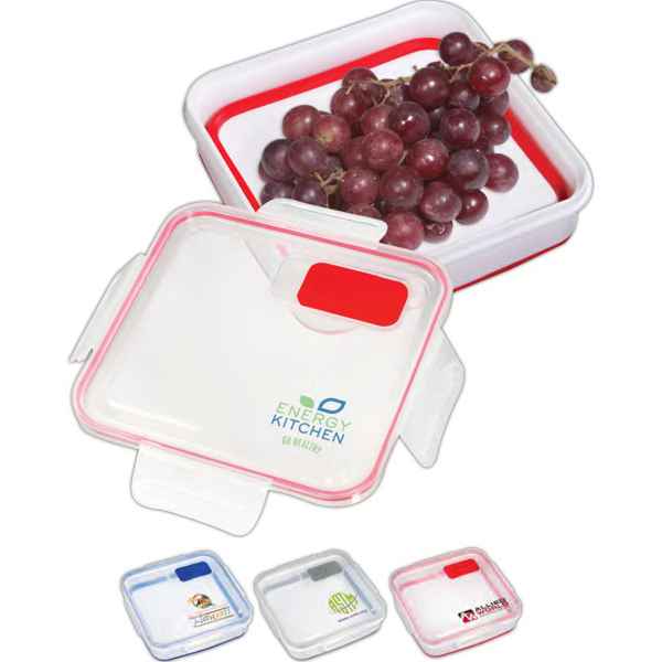 Cool Gear (TM) Expandable Lunch 2 Go