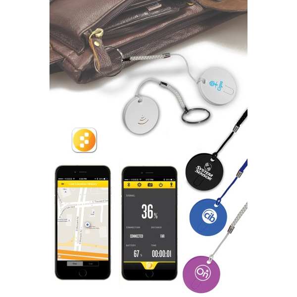 Track-It (TM)  Bluetooth Key Finder (Overseas Production)