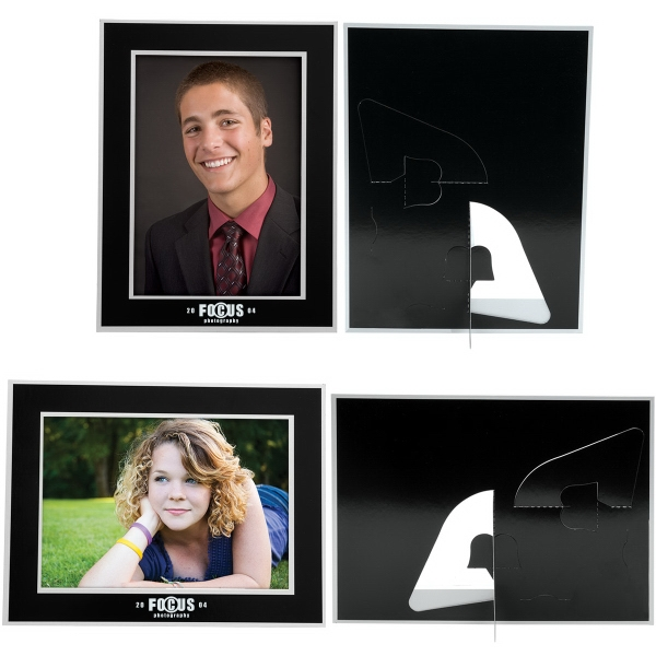 5 x 7 Plain Easel Cardboard Picture Frame