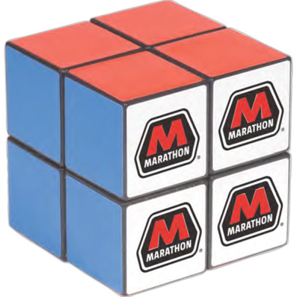 Rubik's (R) 4-Panel Full Stock Cube