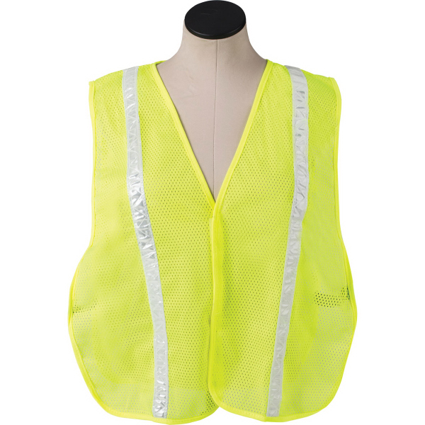 Safety Vest with Reflective Stripes