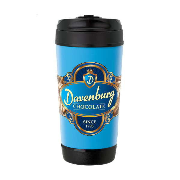 17 oz. Perka Insulated Spill-Proof Mug