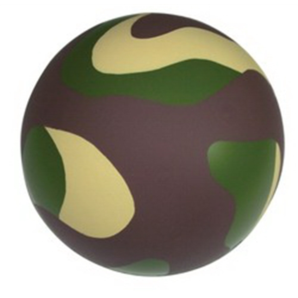 Squeezies (R) Classic Camo Ball Stress Reliever