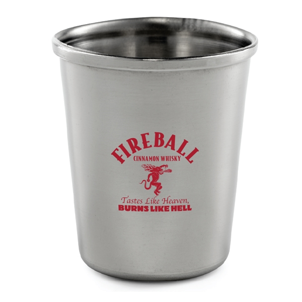 2oz Stainless Steel Shot Glass