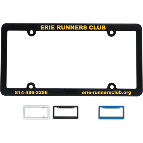 Slim Line License Plate Frames
