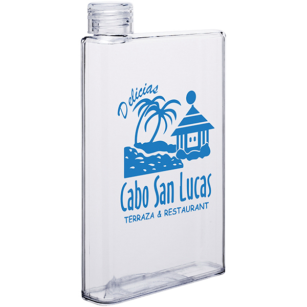 16 oz. h2go (R) Carry Flask