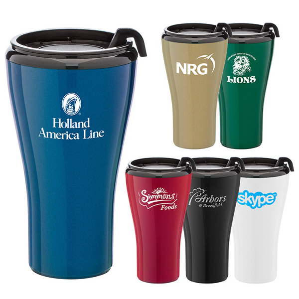 16 Oz. GT Tumbler With Slider Lid