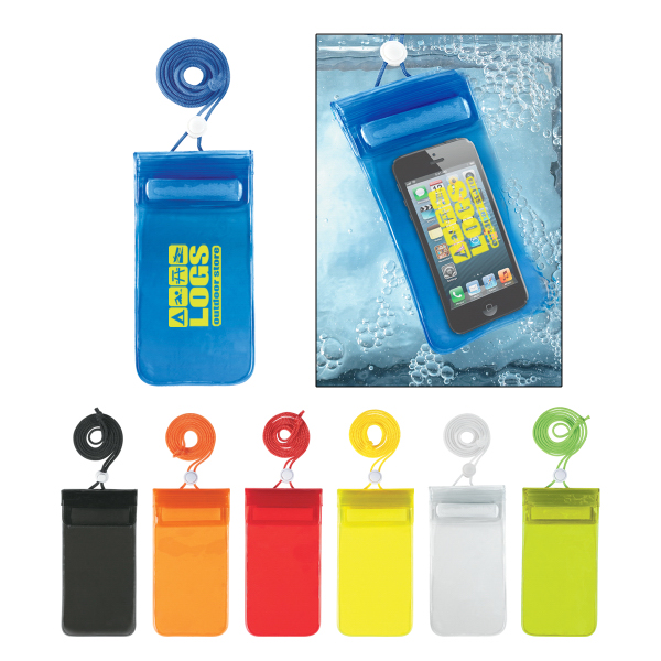 Waterproof Pouch - Phone Case or Sleeve