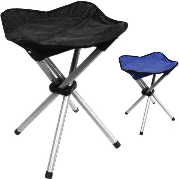 Collapsible Stool with Carrying Case