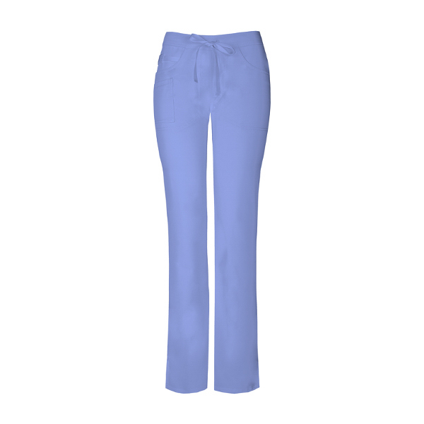 Code Happy Cloud Nine Mid-Rise Moderate Flare Leg Pant