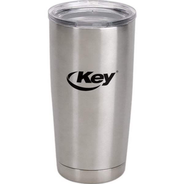 16 oz. Double Wall Stainless Fire/Ice Mug