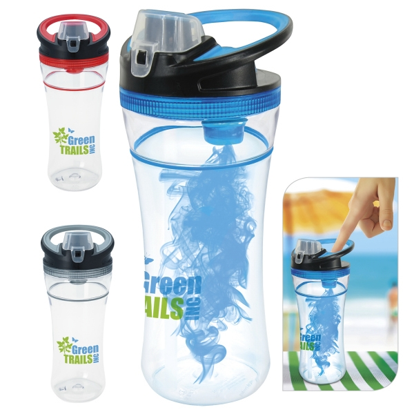 Cool Gear (R) Aquaburst (TM) Bottle - 20 oz.