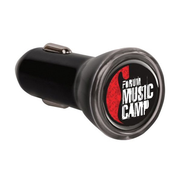 USB Car Charger with N-Dome(TM)