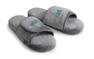 Plush Lounge Slippers