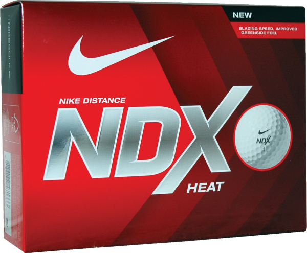 Nike NDX Heat Golf Balls (Factory Direct)