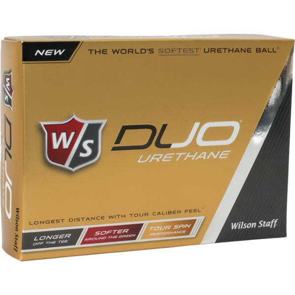 Wilson Staff DUO Urethane Golf Ball (Factory Direct)