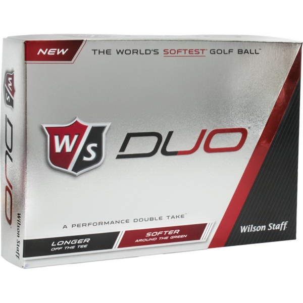 Wilson Staff DUO Golf Ball (Factory Direct)