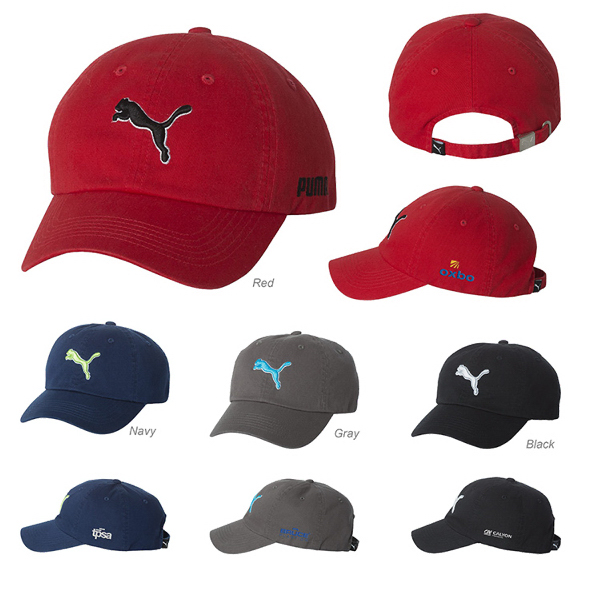 Puma (R)  Icon Relaxed Fit Cap