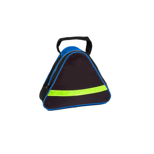 Heavy-Duty Triangle Bag W/ Reflective Safety Strip