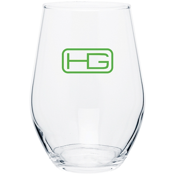 11.5 oz. Concerto Stemless Wine Glass