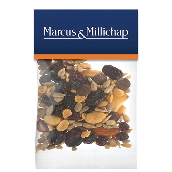 1 Oz. Energy Trail Mix Header Bags