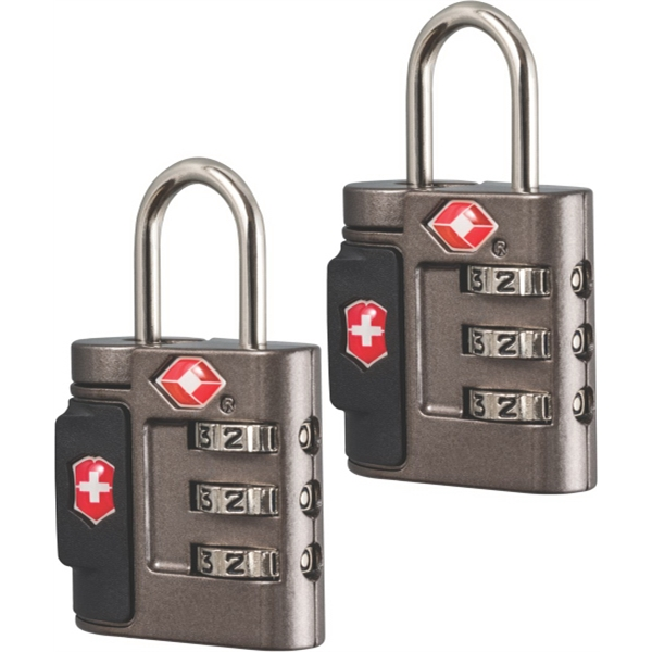 Travel Sentry (R) Approved Combination Lock Set
