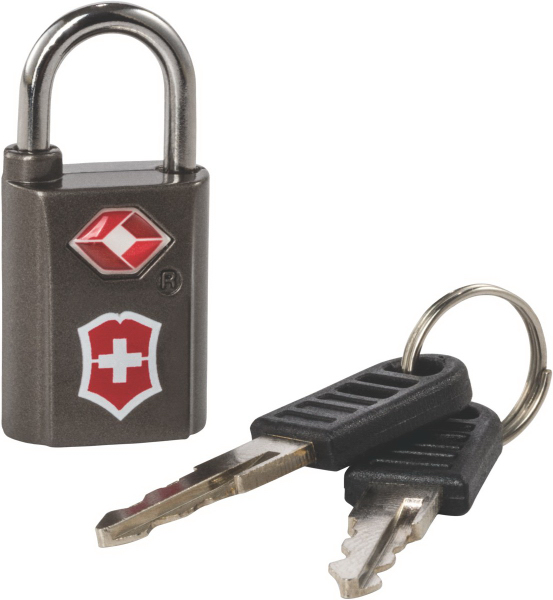 Travel Sentry (R) Approved Key Lock Set