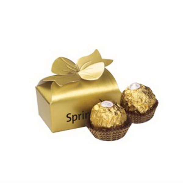 Small Bow Gift Box / Ferrero Rocher (R)