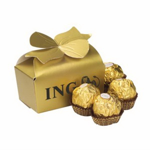 Large Bow Gift Box / Ferrero Rocher (R)