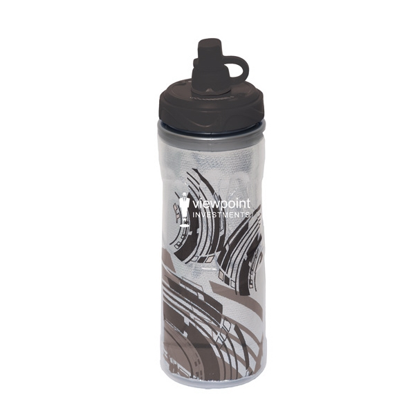 Statis 600 mL. (20 oz.) Insulated Water Bottle