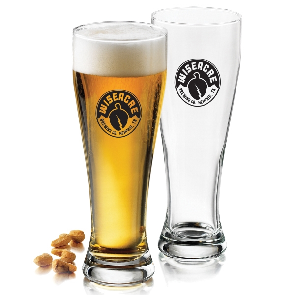 16 oz Pilsner Glass - on Mega Special