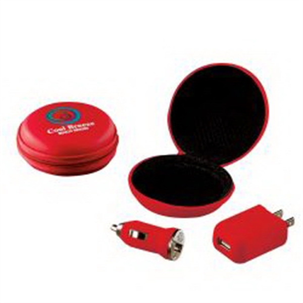 The Power Plug Kit - Red