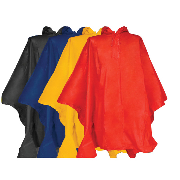 Poncho with Insert Cart