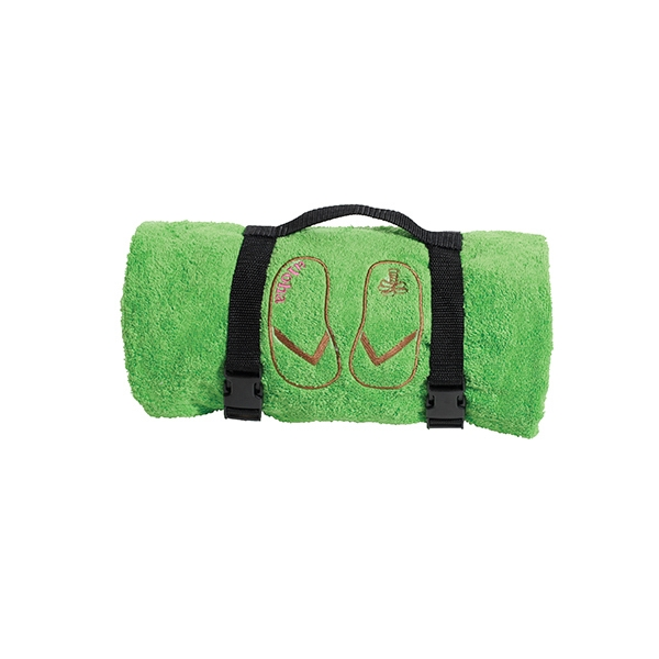 Carrying Strap for beach towels and blankets