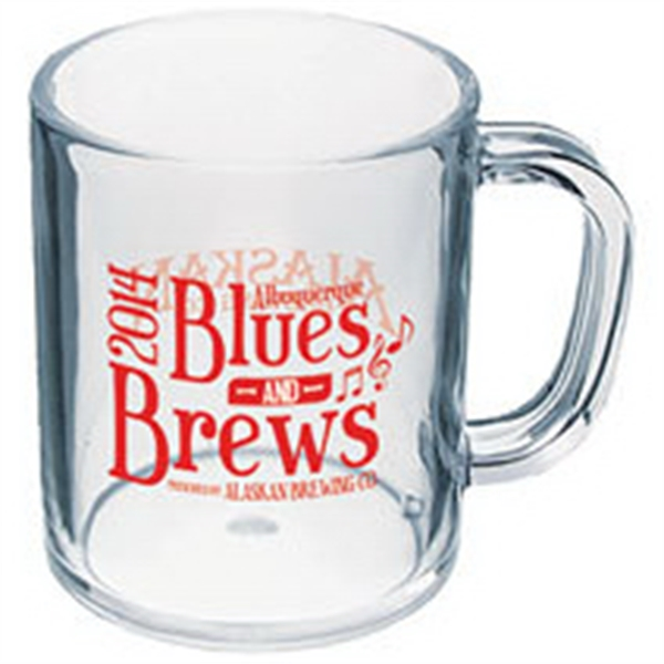 4 oz. Clear Plastic Beer Mug Sampler